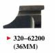 320-62200 Противонож за илична машина JUKI MEB-3200 тип око 36мм