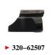 320-62507 Противонож за илична машина JUKI MEB-3200 тип око 30мм